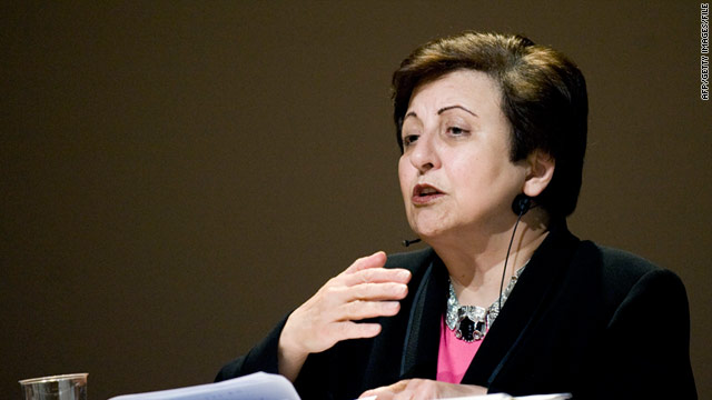 Shirin Ebadi says revolutions in the Middle East and North Africa will impact Iran.