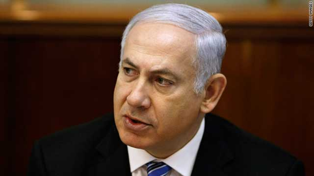 Israeli Prime Minister Benjamin Netanyahu urged the Palestinian Authority to cancel the reconciliation deal with Hamas.