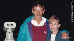"William ""Dub"" Combs and his wife, Georgetta; Combs was among those killed in the 1995 Riyadh bombing."