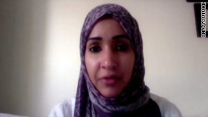 Manal al Sharif, 32, said traffic and religious police held her for six hours Saturday after they spotted her driving.
