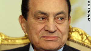 Mubarak is expected to be charged with consenting to a plan to kill protesters in Cairo's Tahrir Square on January 25.