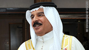King Hamad bin Isa Al Khalifa has said that talks with opposition groups are scheduled to begin in July.