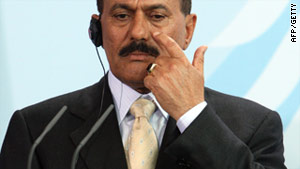 There are conflicting reports about the health of Yemeni President Ali Abdullah Saleh.