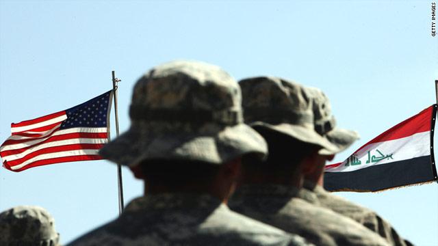 Cinco soldados de EE.UU. mueren en Iraq