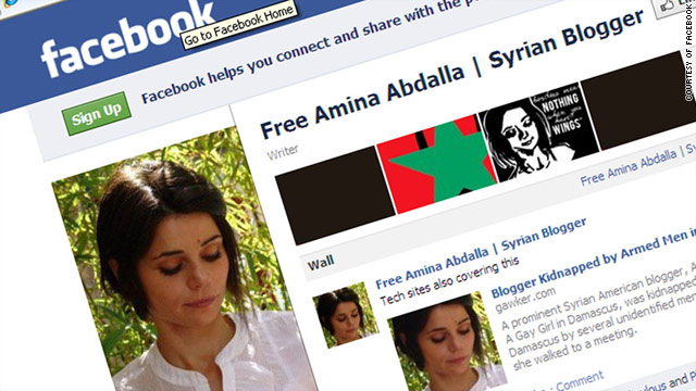 Several campaigns have been launched on Facebook and Twitter demanding Abdallah's release.