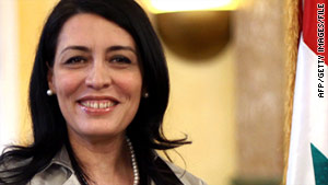 Syria's ambassador to France Lamia Shakkour has threatened to sue the network.