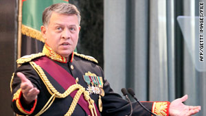 King Abdullah has announced sweeping political changes that may put Jordan on the path to a constitutional monarchy.