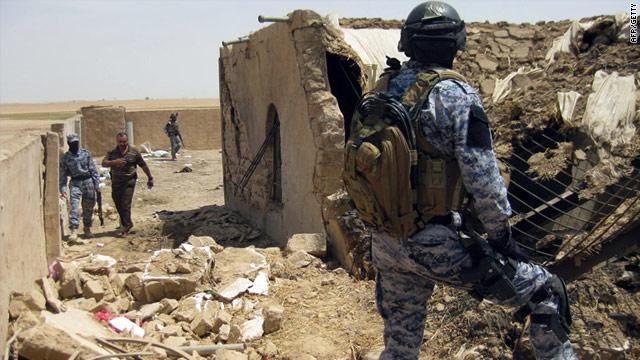 Al Qaeda leader Abu Ayyub al-Masri was killed in a joint Iraqi-US military raid in Iraq in April 2010.