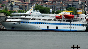 In May 2010, the Mavi Marmara and five other aid ships were on their way to Gaza when Israeli soldiers boarded it.