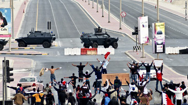 Bahrain's deceptive national dialogue