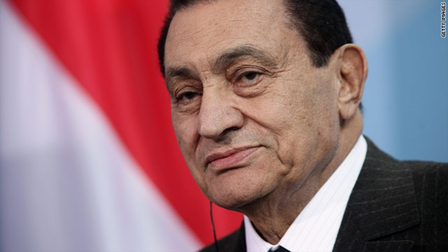Hosni Mubarak faces a possible death sentence if convicted of unleashing police on the demonstrations