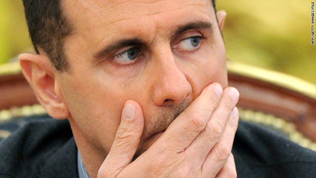 Bashar al-Assad received a degree in ophthalmology after studying medicine in Britain.