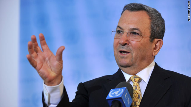 Defense Minister Ehud Barak said Israel's military will continue to hit Palestinians suspected of attacking Israel.