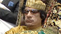 Gadhafi heard loud and clear