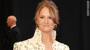 Melissa Leo drops the F-bomb