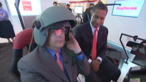 Raytheon gives 'full sensory immersion'