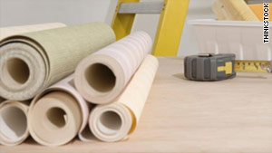 Flooring, wallpaper tests uncover toxics