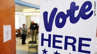 Poll shows key swing states divided