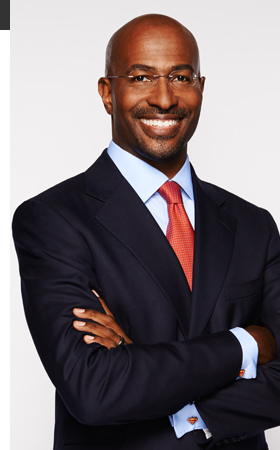 CNN Programs - Anchors/Reporters - Van Jones