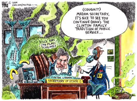Bob Lang Cartoon