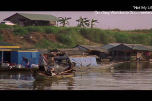 Cambodian kids and sex trafficking. Svay Pak has a disturbing reputation.