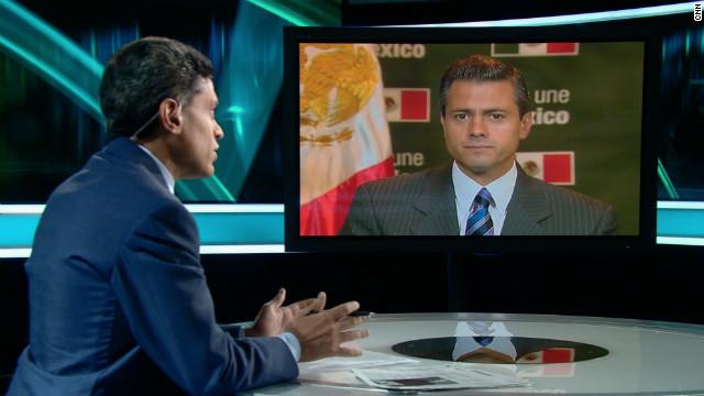 Comunicado de CNN sobre la entrevista de Fareed Zakaria a Enrique Peña Nieto