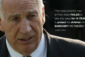 Jerry Sandusky pens book from prison?