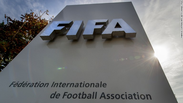 U.S. to charge FIFA senior officials for corruption