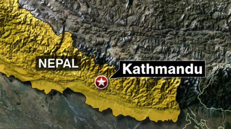 7.9-magnitude quake hits Nepal near Kathmandu