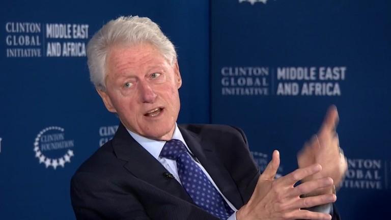 Bill Clinton admits mistakes
