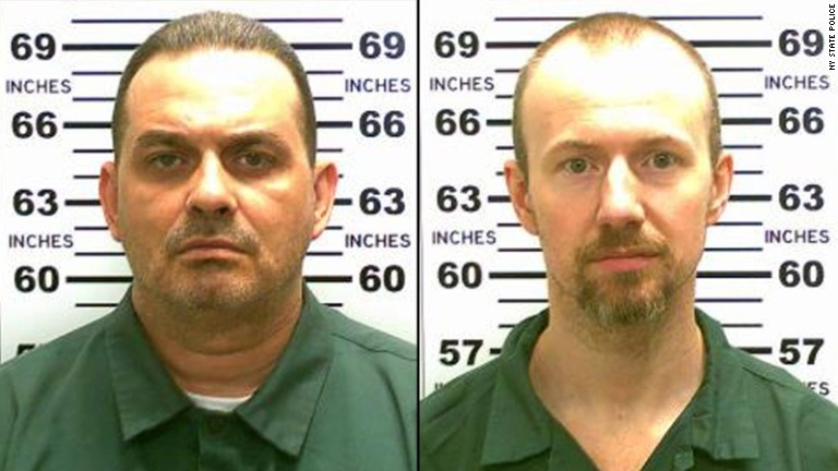 Arrest may explain how escapees knew what was behind their cell  walls.
