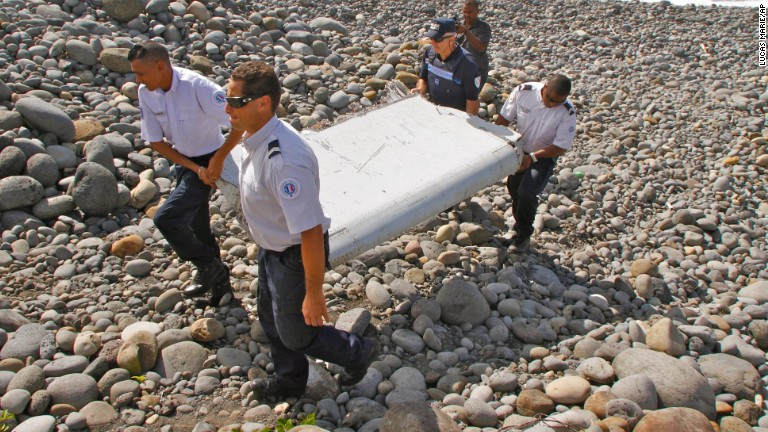 Is Maldives debris from MH370?