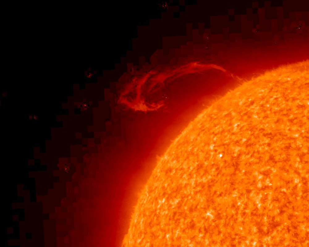 red giant star compared to sun - photo #30