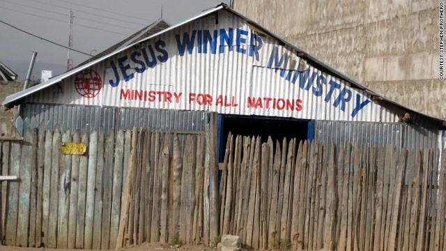 Kenya's Spiritual Signs