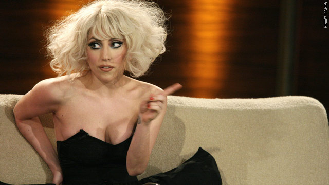 The Lady Gaga Quotebook