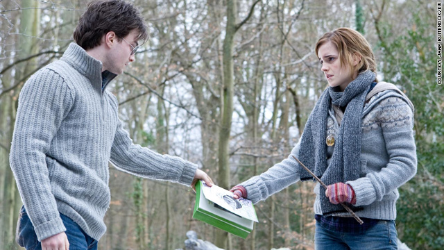 Sneak peek at 'Harry Potter and the Deathly Hallows: Part I'