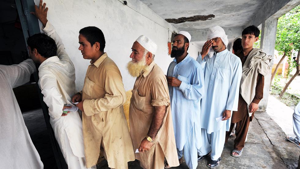 Essay on floods in pakistan