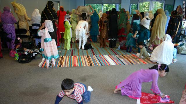Ahmadiyya Muslim celebration