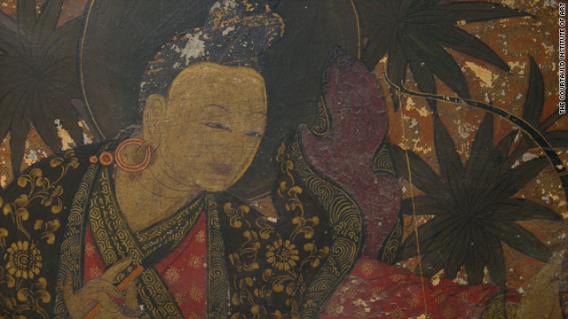 Bhutan's treasured wall paintings