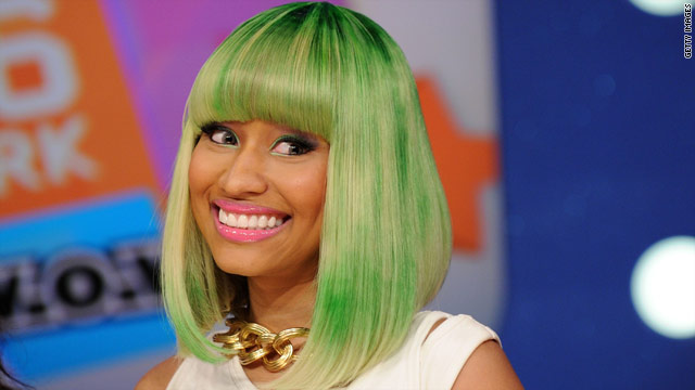 Who is Nicki Minaj?