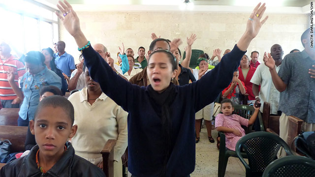 Cuba's evangelical churches