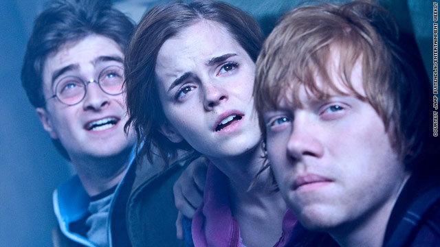 Photos: 'Harry Potter and the Deathly Hallows -- Part 2'
