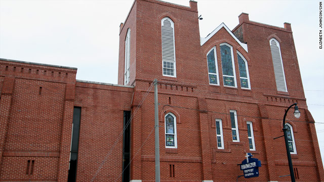 Historic Ebenezer Baptist Church renovations