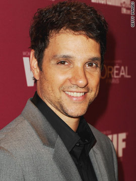 Happy 50th birthday, Ralph Macchio