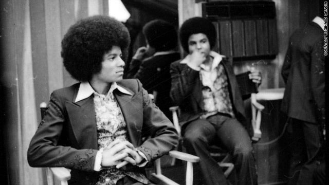 Michael Jackson en 1978