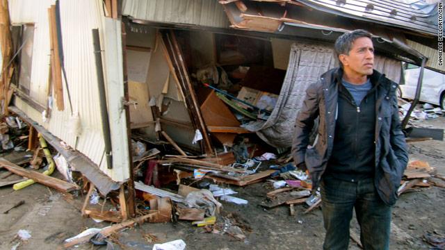 Dr. Gupta reports on Japan Earthquake & Tsunami