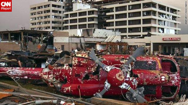 Tornado en Joplin, Missouri