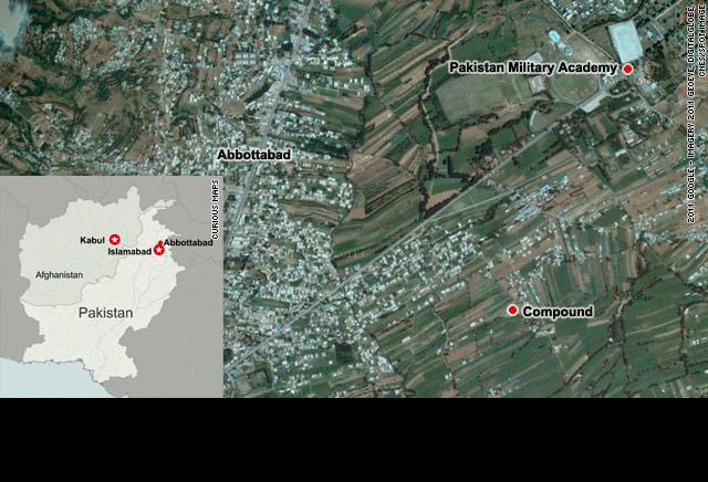 Details raid bin Laden compound unfold