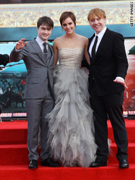 'Harry Potter and the Deathly Hallows: Part 2' world premiere