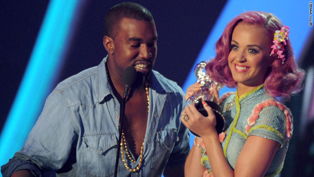 Katy Perry bromea con Kanye West